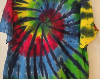 XL Tie Dye T Shirt