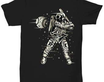 Space Baseball T-shirt