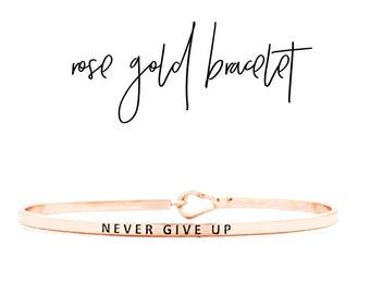Jewelry | Bracelet | Handstamped Jewelry | Hand Stamped | Cuff Bracelet | Gift | Birthday Gift | Wedding | Faith