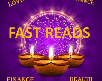 Psychic Reading same day very fast, detailed and accurate