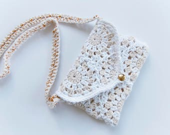 Little Crochet Handbag