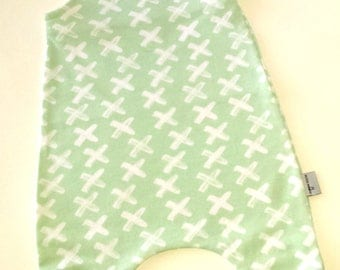 Trendy Boy Clothes, Hipster,Baby Romper, boy romper, baby jumpsuit, mint romper, sleeveless romper, Baby Shower Gift, Coming Home Outfit