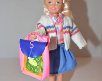 Barbie's Sister Stacy Goes to School