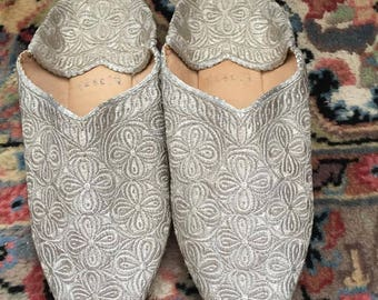 Vintage Moroccan Slippers