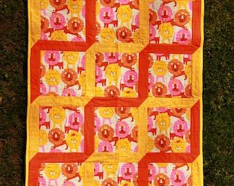 Royal Lion Quilt