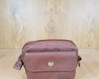 Leather bags for Man - Eather Wallet - Waist bags - Leather belt bag.