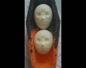 Death in the Woods Coffin Bath Bomb