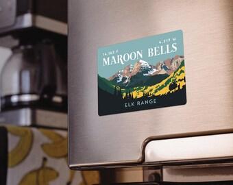 Maroon Bells Magnet