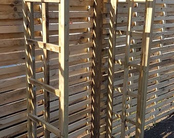 Garden Arch - 2 Rafters