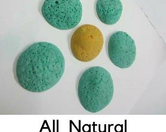 All Natural Puffy Paint Craft handmade gift birthday Sensory Montessori* WASHABLE