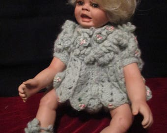 playful child haunted paranormal doll Isme