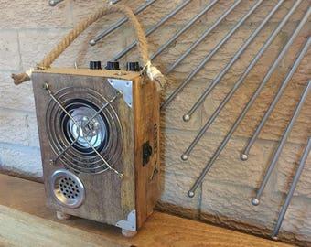 Guitar Amplifier, Mini Portable Practice Amplifier