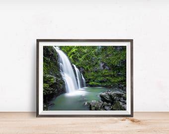 SALE - Long Exposure Print, Long Exposure Wall Art, Long Exposure Decor, Long Exposure Printable, Printable Wall Art - Instant Download