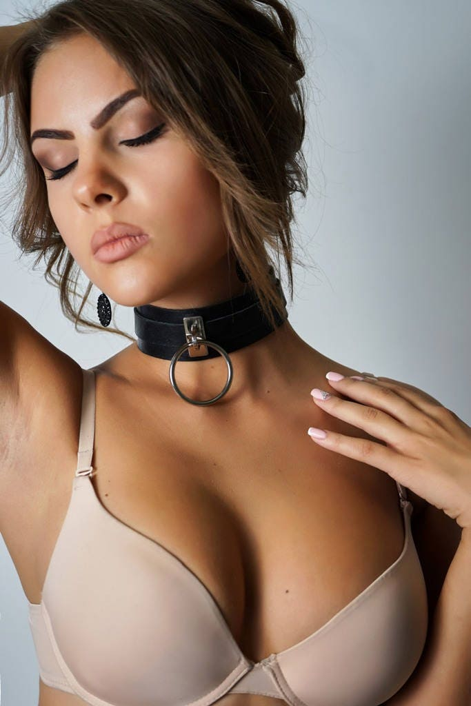 Image Result For Leather Slave Collars