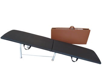 Gravity Pal Low Angle Inversion Table - PORTABLE & Foldable Slant Board