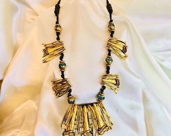 Inca Sunset Necklace