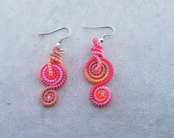 Chinese Knots Earrings