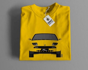 T-shirt Fiat Coupe 20v Turbo | Gent, Lady and Kids | all the sizes | worldwide shipments | Car Auto Voiture