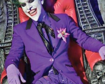 Joker in Throne