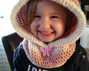 Girl Hood type Hat