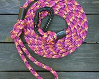 Poppy Carabiner Rope Dog Leash