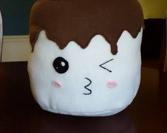 Marshmallow Plush Pillow