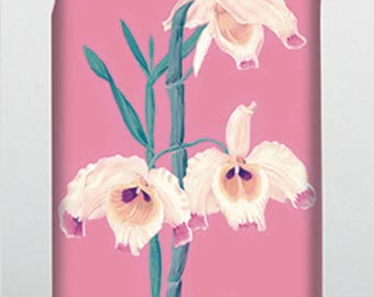 Orchid Apple iPhone Case