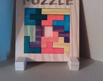 """Frame puzzle / puzzle: """"Carré"""""""