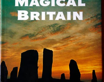 Atlas of Magical Britain. Janet & Colin Bord.