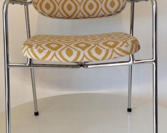 Refurbished Vintage conference chair