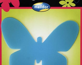 Set x 12 - MAILDOR tracing silhouette - Ref 7409MD (stencil / template)-while stock last!