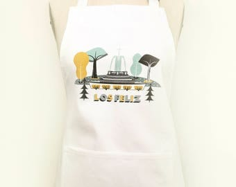 Hood and Home Chefs Apron