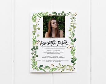 Memorial Service Invitation Template Best Memorial Service