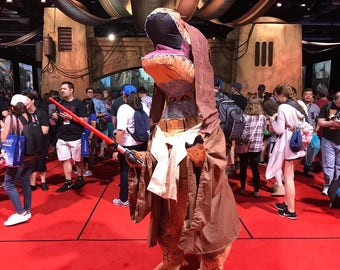 Custom Jedi Robe For the budget!