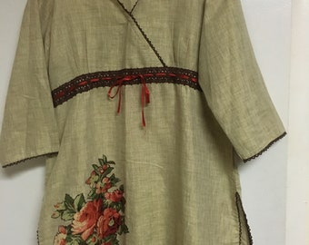 Vintage 70's tunic