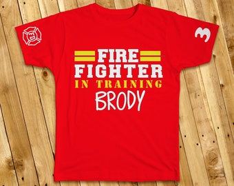 Fire truck shirt, Fire fighter birthday, three year old, Boys 3rd birthday shirt, 3 birthday tee, boy 3 birthday, birthday boy shirt