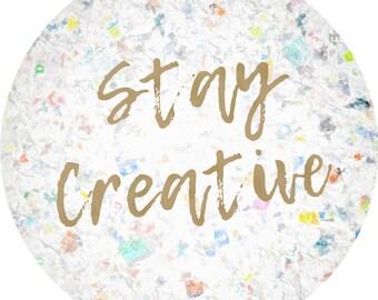 Inspiring Messages I Motivational I Creative I Variable I 6 Options I Gift I Art I Fine Art Print