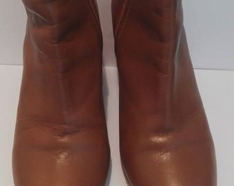 Boots women's leather size 41
