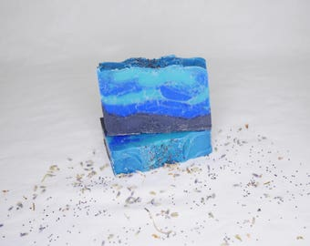 Calm Seas Handmade Soap Bar