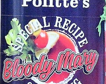 Chef Politte's Bloody Mary Seasoning