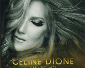 2CD Celine Dione greatest hits new & sealed shipped from USA