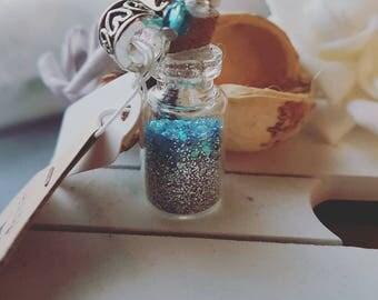 Magic bottle pendant