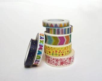 masking tape * graphic design 2 to choose * 7, 8 or 10 meters