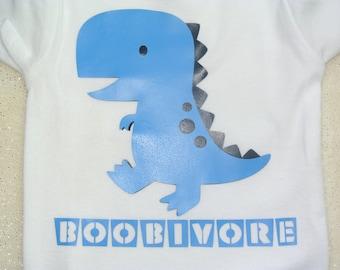 Boobivore, Newborn, Boy, Baby, Handmade, Personalized, Dinosaur, Girl