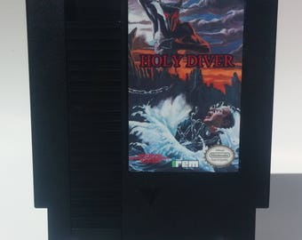 Holy Diver Nintendo NES Famicom English Translation DIO