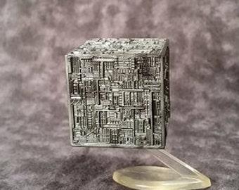 Star Trek Micro Machines/ Borg Cube/ Vintage 90's Toys/ Star Trek