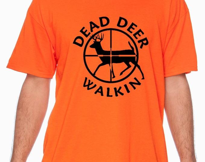 Hunting - Dead Deer Walkin