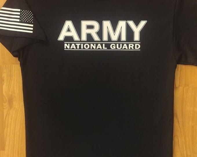 Army - National Guard - Mens Army Shirt - Womens Army Shirt - Unisex Shirt - Army Veteran - Army Wife - National Guard Shirt - US Army Shirt