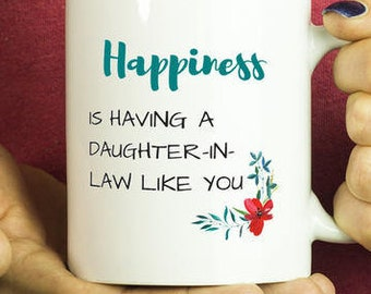 Gift daughter in law   Etsy