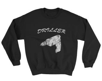 Driller Spartees Unisex Sweatshirt